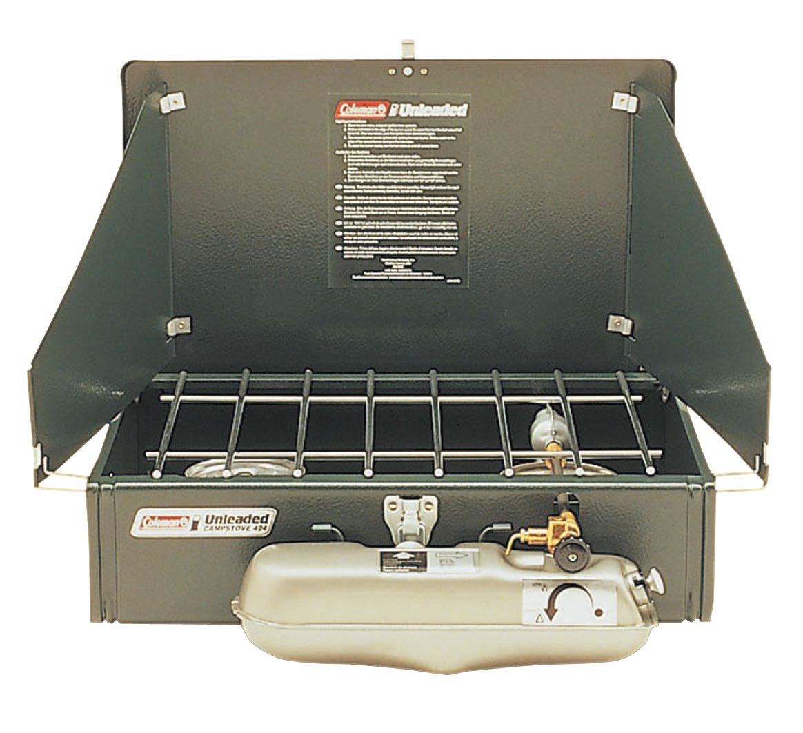 Coleman - Unleaded 2-burner Stove 1