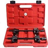 CCLIFE 2 piezas Compresor de muelles para suspensión Muelle Compresor 300mm