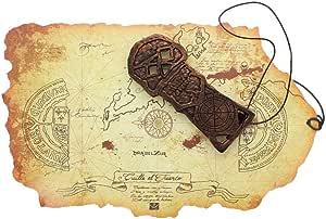 Goonies Treasure Map & Skeleton Key Set