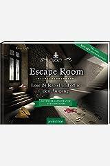 Escape Room. Der erste Escape-Adventskalender: Löse 24 Rätsel und öffne den Ausgang Gebundene Ausgabe