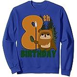 Star Wars Ewok On Endor 8th Birthday Sweatshirt