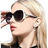 FIMILU Gafas de Sol Gran Tamaño Mujeres– Aptos para Conducir – Montura Envolvente Cómoda con Protección UV400