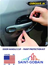 Car Guys- Door Handle Paint Protection Kit for all cars- Saint Gobain PPF