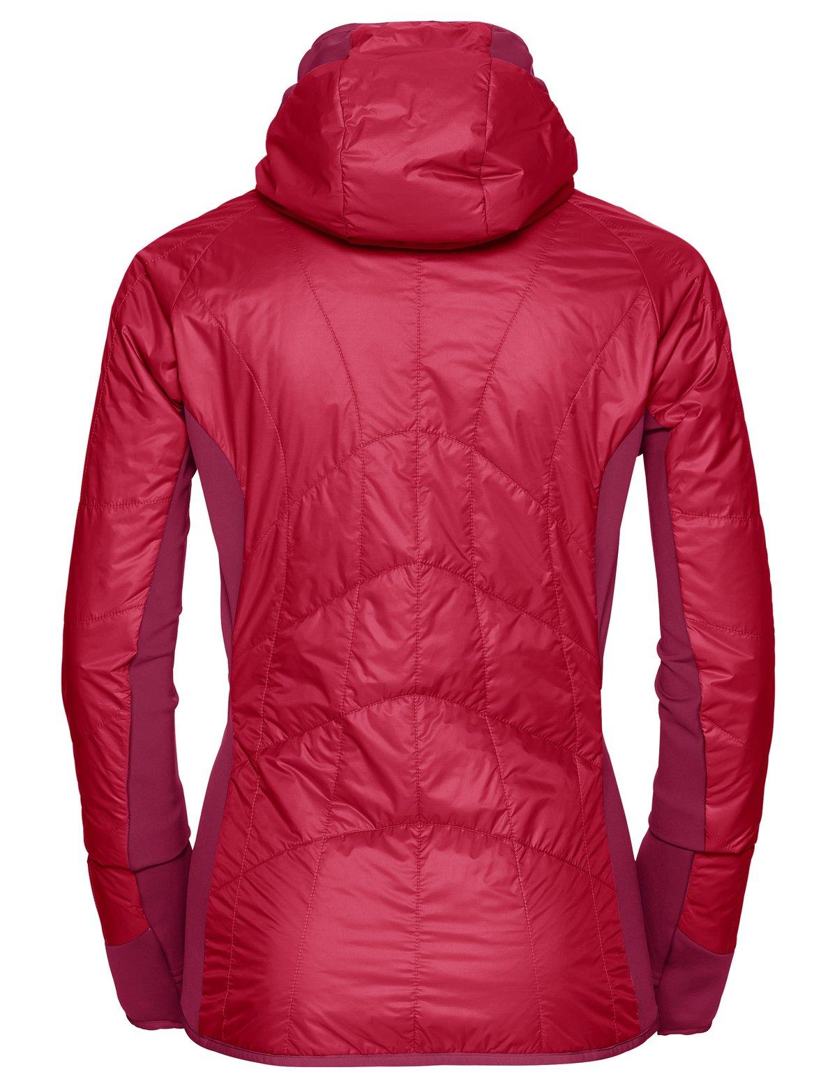 71XCk2sQ13L - Vaude Women's Sesvenna Jacket Ii
