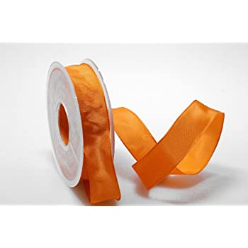 Christa-B/änder Uniband Gelb mit Draht 70mm