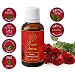 Precious Aromas Essential Oil, 100% Natural and Therapeutic Grade-15 ML (Rose)