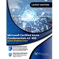 Microsoft Certified Azure Fundamentals AZ-900: Quick Reference Sheet