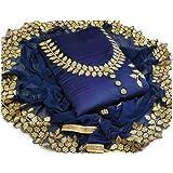 Fashion Factory Exclusive Women's Cut Work Cotton Dress Material.
