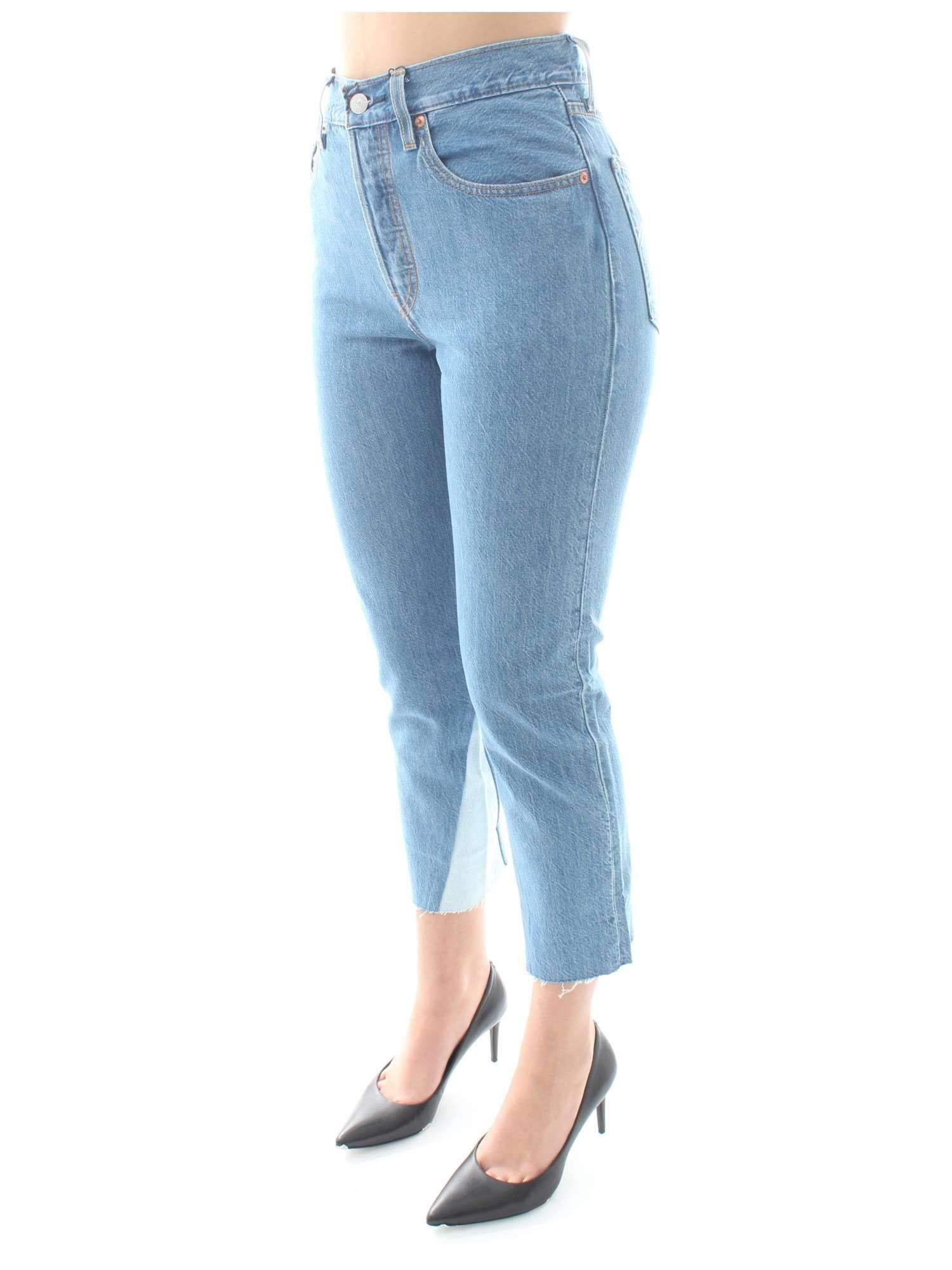 Levi Strauss & Co. 36200-0049 Pantalones Vaqueros Mujer BLU Denim 30