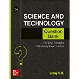 Science And Technology Question Bank For Civil Services Preliminary Examination | Third Edition