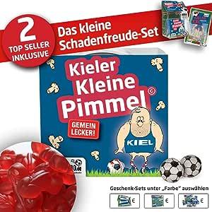 Freiburger KLEINE PIMMEL inklusive Messlatte zum Lachen /& Vergleichen by Ligakakao.de F/ür mehr Spa/ß in der Liga! Echt gemein leckere Fruchtgummi f/ür Freiburger SC-Fans