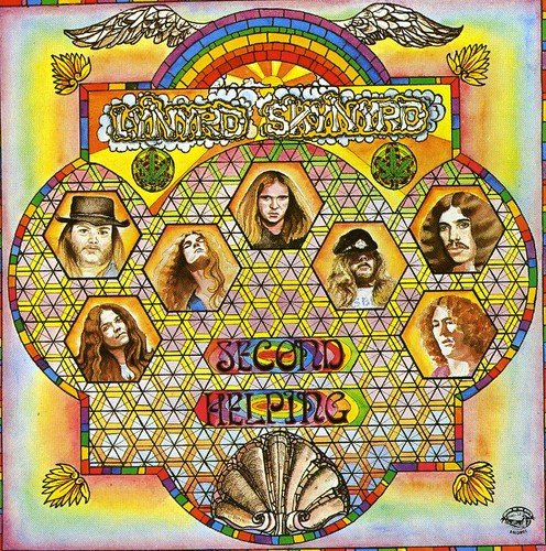 Lynyrd Skynyrd: SECOND HELPING (Audio CD)