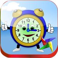 Aprende las horas para niños