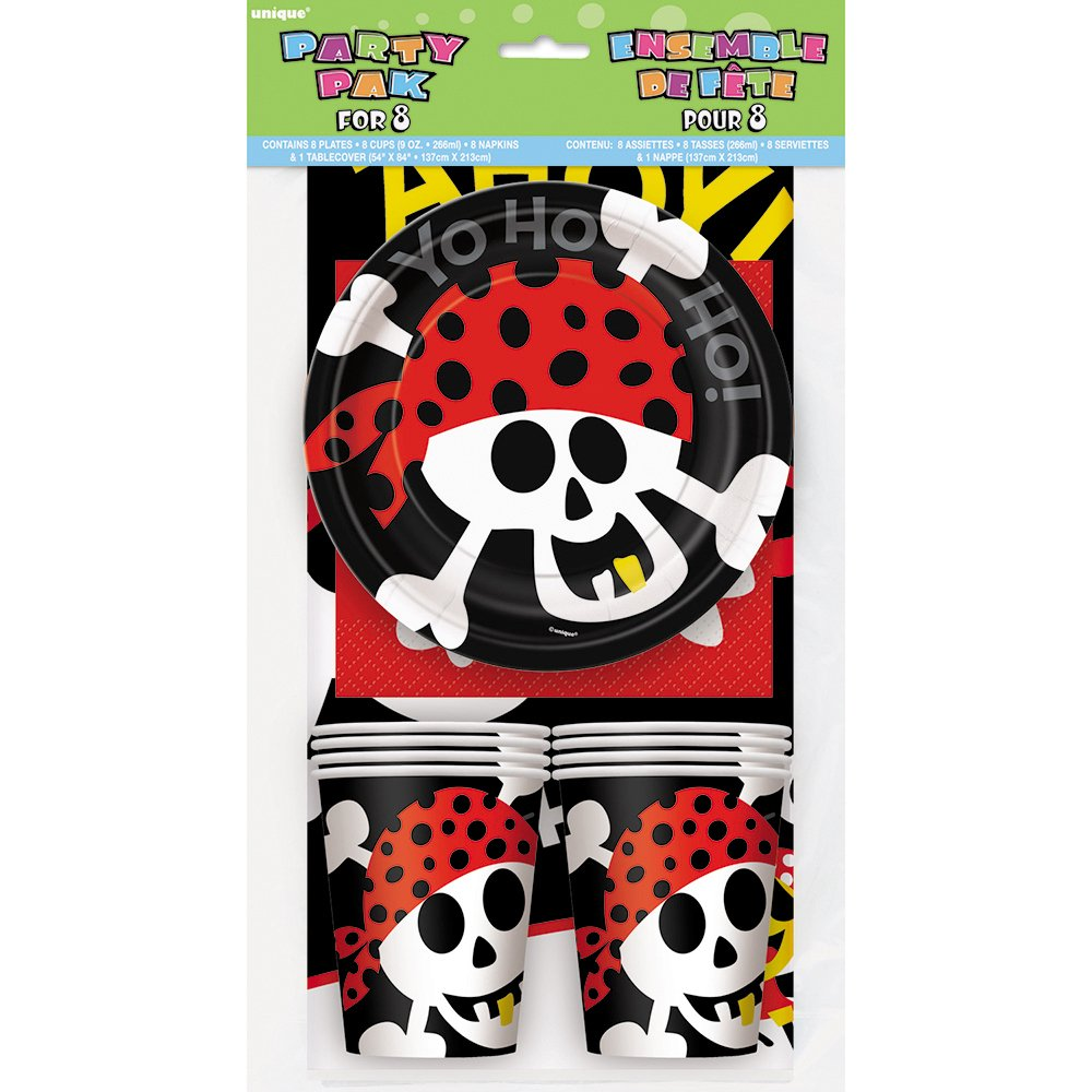 Party bag fillers toys Henbrandt 12 Pirate Party Telescopes