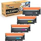 7Magic Cartucce Toner Compatibile per Samsung CLT-P404C CLT-404S CLT-K404S CLT-C404S CLT-M404S CLT-Y404S Compatibile per Sams