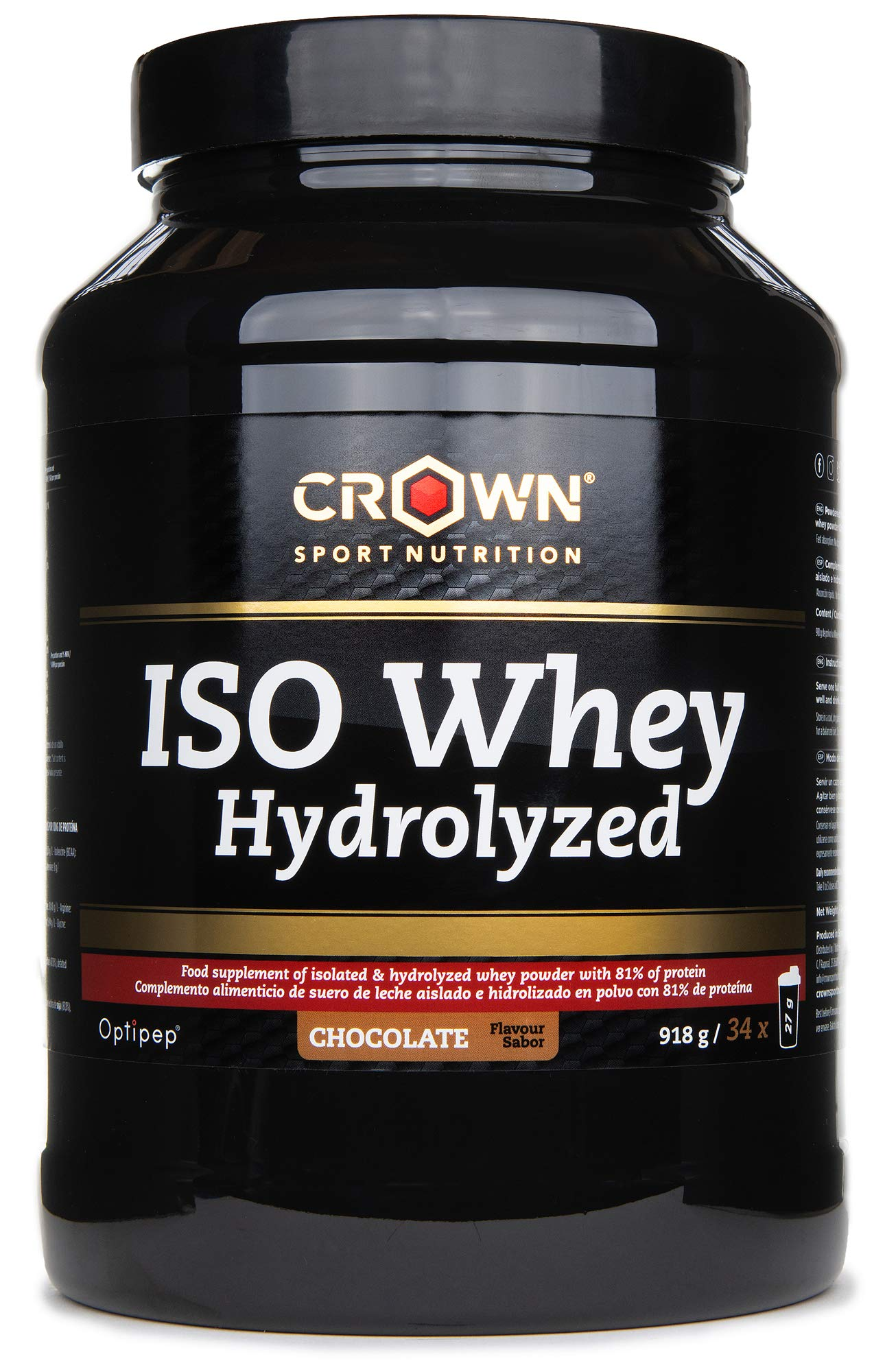 Iso-Whey-Hydrolyzed