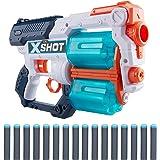لعبة مسدس اطلاق زورو اكسس من اكس شوت للاطفال بعمر 8 سنوات فما فوق (رمادي 36188)