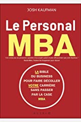 Le personal MBA Format Kindle
