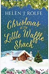 Christmas at the Little Waffle Shack: A cosy, heartwarming Christmas read (Heritage Cove Book 2) Kindle Edition