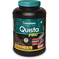 Himalaya Quista Pro Advanced Whey Protein Powder - 2 kg (Chocolate)