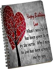 meSleep Happy birthday Quotes NotePad