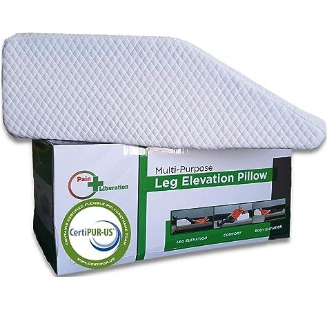 Orthopaedic Leg Elevation Wedge Pillow