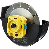 GLORIA Cut&Brush 2-in-1 kantsnijder, accessoires voor multibrush lion- en multibrush speedcontrole, nauwkeurige graskantsnijd