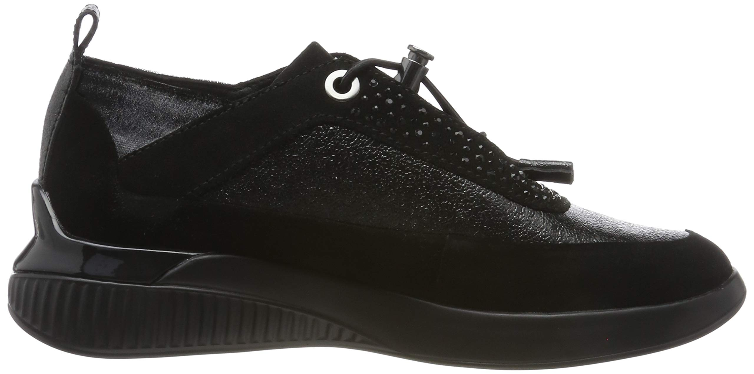 Geox Damen D Theragon A Slip On Sneaker 6