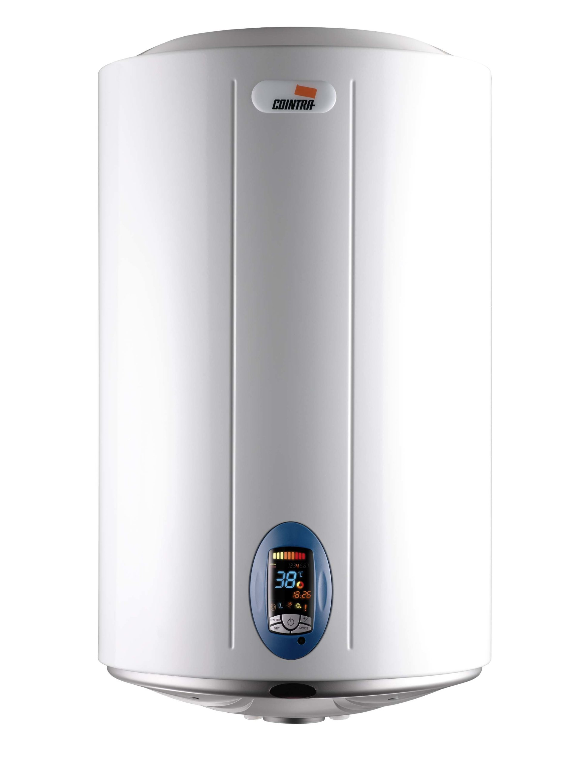 71XLz8tkl6L - Cointra 8430709142619 14261 Calentador de agua, 230 V, Blanco