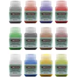 Timbertech Acrylverf Airbrush kleuren 12 * 30 ml Model Air Basis Kleurrijke Metallic Kleurenset Airbrush kleuren