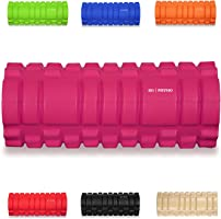 "KG Physio Foam roller for deep tissue muscle massage to enhance recovery and performance grid roller design! - 13""x5"" -..."