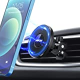 Mpow Magnetico Supporto Cellulare Auto per iPhone 12, [Clip Aggiornato] Porta Cellulare da Auto per Presa d'Aria, Compatibile