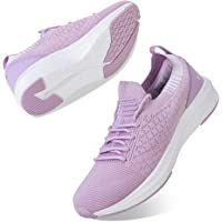 Womens Trainers Lightweight Walking Sneakers Road Running Shoes Breathable Casual Tennis Sports Shoes