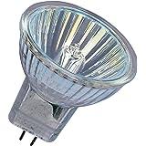 Osram Halogeenlamp GU4 12 Volt 10 Watt 36 graden breedflood 44888WFL - Osram