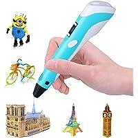 Verilux® 3D Printing Pen,3D Pen with 3 Colors PLA Filament Refills,Compatible PLA & ABS,Creative Toy,Great Arts Crafts…