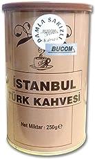 Bucom Istanbul türkische Kaffee Türk Kahvesi Damla Sakizli (Mastix) Geschmack