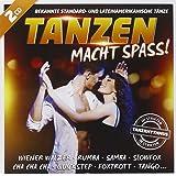 Tanzen macht Spass; Bekannte Standardtänze u. Lateinamerikanische Tänze