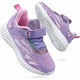 Zapatos para Niño Zapatillas Deporte Niño Transpirables Caminar Bambas para 4-12 Niño