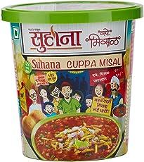 Suhana Cuppa Misal 70g (Pack of 6)