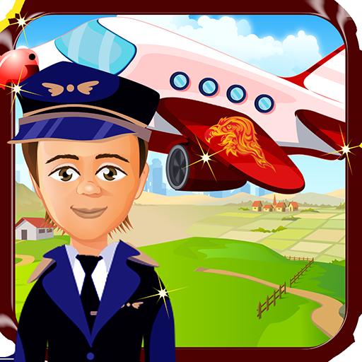 Baby-Flugzeug-Manager