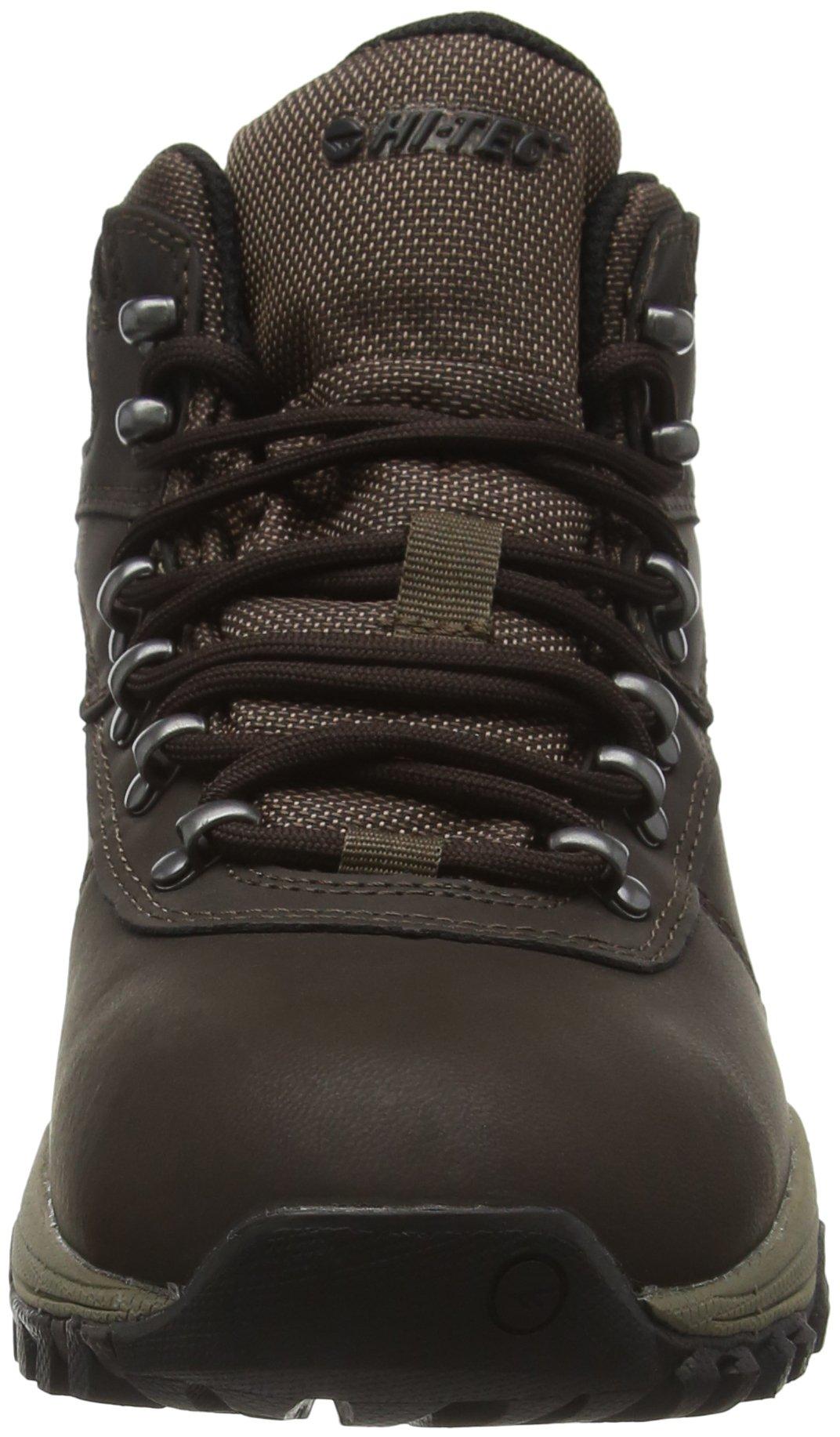 Hi-Tec Women's Cascadia Waterproof High Rise Hiking Boots 4