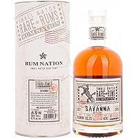 Rum Nation Rare Rum Savanna Grand Arome 2019/2007 62,7% Vol. 0,7l in Giftbox