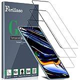 Ferilinso Cristal Templado para Realme 7 Pro/Realme 7 / Realme 6 Protector de Pantalla, [3 Pack] Protector de Pantalla Screen