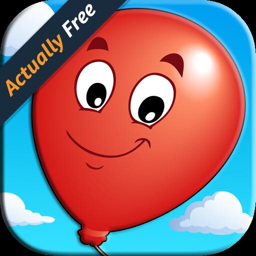 Ballon Pop für Kinder - Underground Edition - Spaß Spiele für Baby, Jungen und Mädchen (Baby Kindle Fire Für Apps)