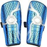Xrten Skenskydd fotboll, skenbensskydd för barn män, ger omfattande skydd för dina barns ben
