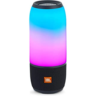 Renewed  Jbl Pulse 3 Portable Wireless Speaker   Black