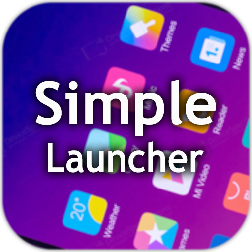 Simple Launcher - Icon Pack, Wallpapers, Themes