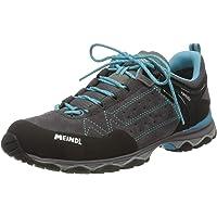 Meindl Women's Leichtwanderschuh Ontario Lady GTX Low Rise Hiking Shoes