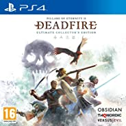 Pillars of Eternity II: Deadfire Ultimate Collector's Edition - Collector's Limited - PlayStation 4
