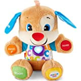 Fisher-Price FPM43 Smart Stages Puppy, Laugh and Learn Soft Educational Electronic Toddler Learning Toy with Music and…